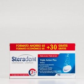 Steradent triple acción pH N