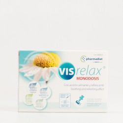 VisRelax Gotas Oculares, 10 Monodosis,