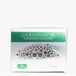 Germinal 3.0 Tratamiento Antiaging, 30 Unidades.
