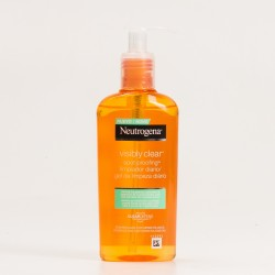Neutrogena visibly clear limpiador diario, 200ml.