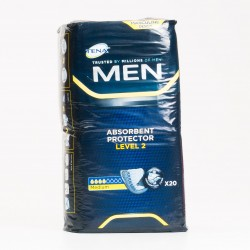 Tena Men Protector Absorbente Nivel 2 Medium, 20 Uds.