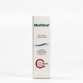 Multilind Gel Crema Limpiador Facial, 125ml.