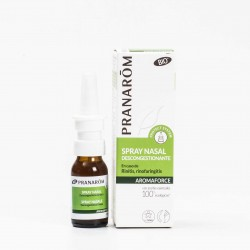 PRANAROM AROMAFORCE DESCONGESTION SPRAY NASAL SPRAY15 ML