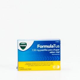FormulaTus Vicks 7,33 mg pastillas para chupar