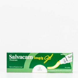 SALVACAM GEL 5 MG/G GEL TOPICO 60 G