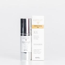 Aspolvit Platinum crema facial, 30ml.