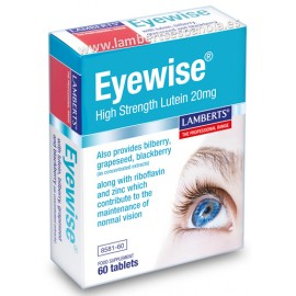 LAMBERTS Eyewise® , 60 comprimidos.