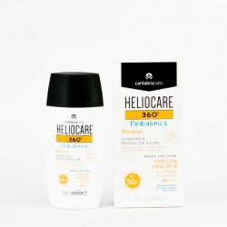 Heliocare 360 Pediatrics Mineral SPF50+, 50ml.