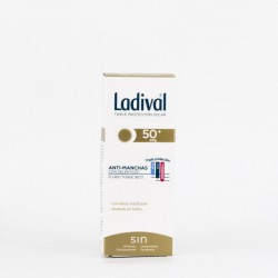 Ladival Anti-Manchas Toque Seco SPF50, 50ml.