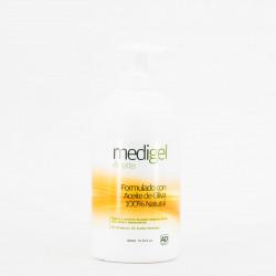 Medigel Aceite de oliva, baño y ducha 400ml