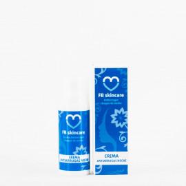FB Skincare Crema Antiarrugas Noche, 50ml.