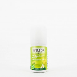 Weleda Desodorante 24h Citrus Roll-on, 50ml.