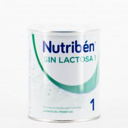 Nutribén Sin Lactosa 1, 400g.