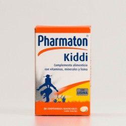 Pharmaton Kiddi, 30 comprimidos masticables