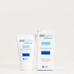 Letibalm crema peribucal, 30ml.