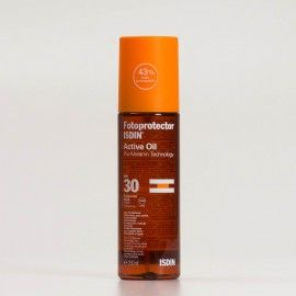 Fotoprotector Isdin Active Oil SPF30, 200ml