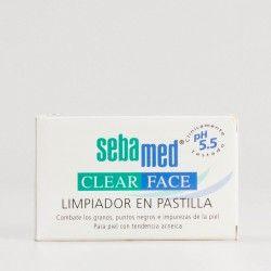 Sebamed Clear Face Pastilla Limpiadora, 100g