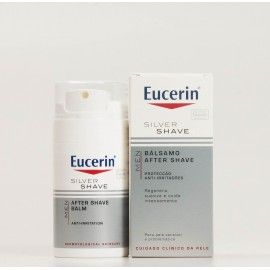 Eucerin Men Silver Shave bálsamo after shave, 75ml.