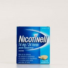 Nicotinell 14mg/24h 14 parches trandérmicos