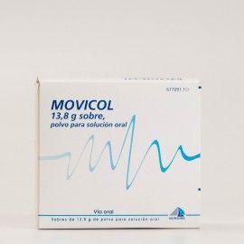 Movicol 13,8 g 20 sobres de polvo para solución oral