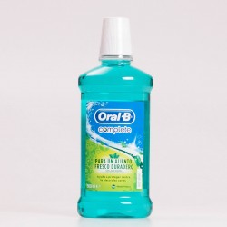 Oral B Complete enjuague bucal. 500ml
