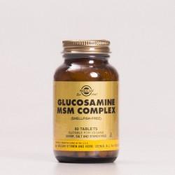 Glucosamina MSM Complex Solgar, 60Comp.