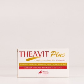 Theavit Plus, 36cápsulas.
