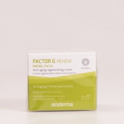 Sesderma Factor G Renew Crema Facial, 50ml.