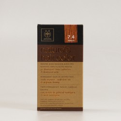 Tinte apivita 7.4 cobrizo (coppery)