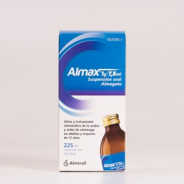 Almax Suspensión Oral, 225ml.