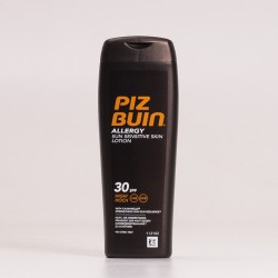 Piz Buin SPF30 Allergy Loción, 200ml.
