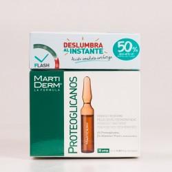 Martiderm Pack Proteoglicanos 30 amp. + Flash 5 amp.