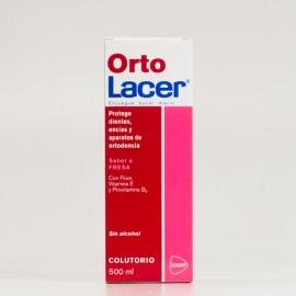 Ortolacer Colutorio Fresa, 500 ml.