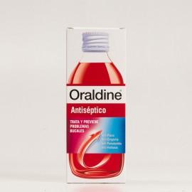 Oraldine Antiséptico Colutorio, 400ml