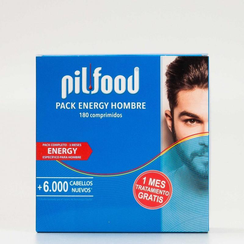 a2810aa6a69bdb pilfood complex pack energy hombre, 180 comprimidos