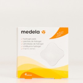 Medela Parches Hydrogel, 4U.