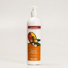 Bactinel Leche hidratante con Aceite de Karité, 400ml