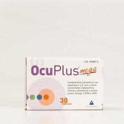 Ocuplus mega, 30 cápsulas.