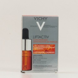 Vichy Liftactiv Dosis Antioxidante Antifatiga, 10ml.