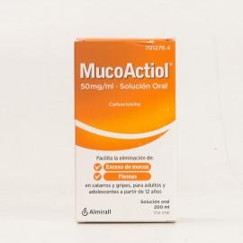 Actithiol Mucolítico Adultos 50mg/ml solución oral