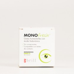 Monofresh monodosis 0,4 ml 30 unidades