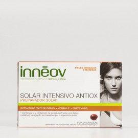 Inneov Solar Intensivo Antiox, 30 cápsulas