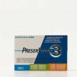 PreserVision 3 , 60 Capsulas.