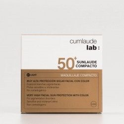 Sunlaude Compacto SPF 50+ Light. 10g