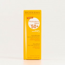 Bioderma Photoderm MAX SPF50 Aquafluido, 40ml.